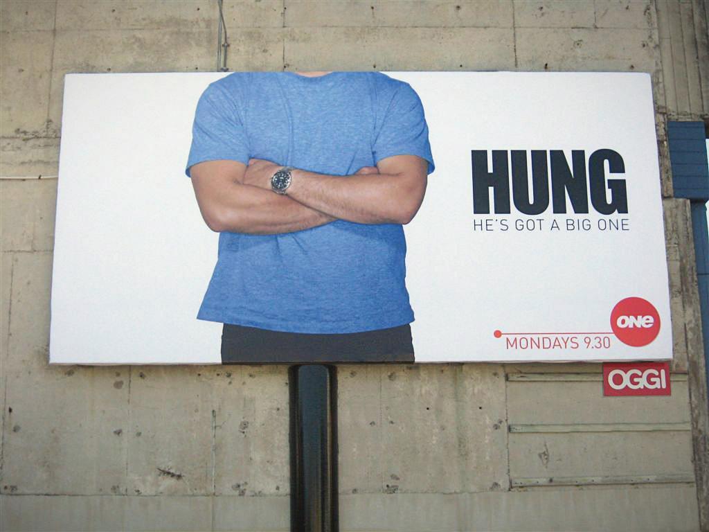TVNZ Outdoor Ad -  Big