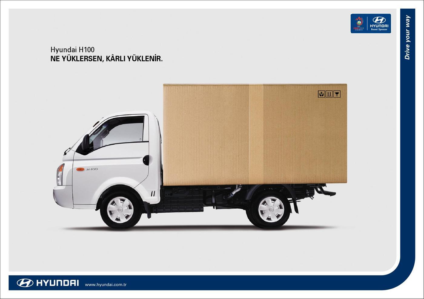 Hyundai Print Ad -  Carry, 1