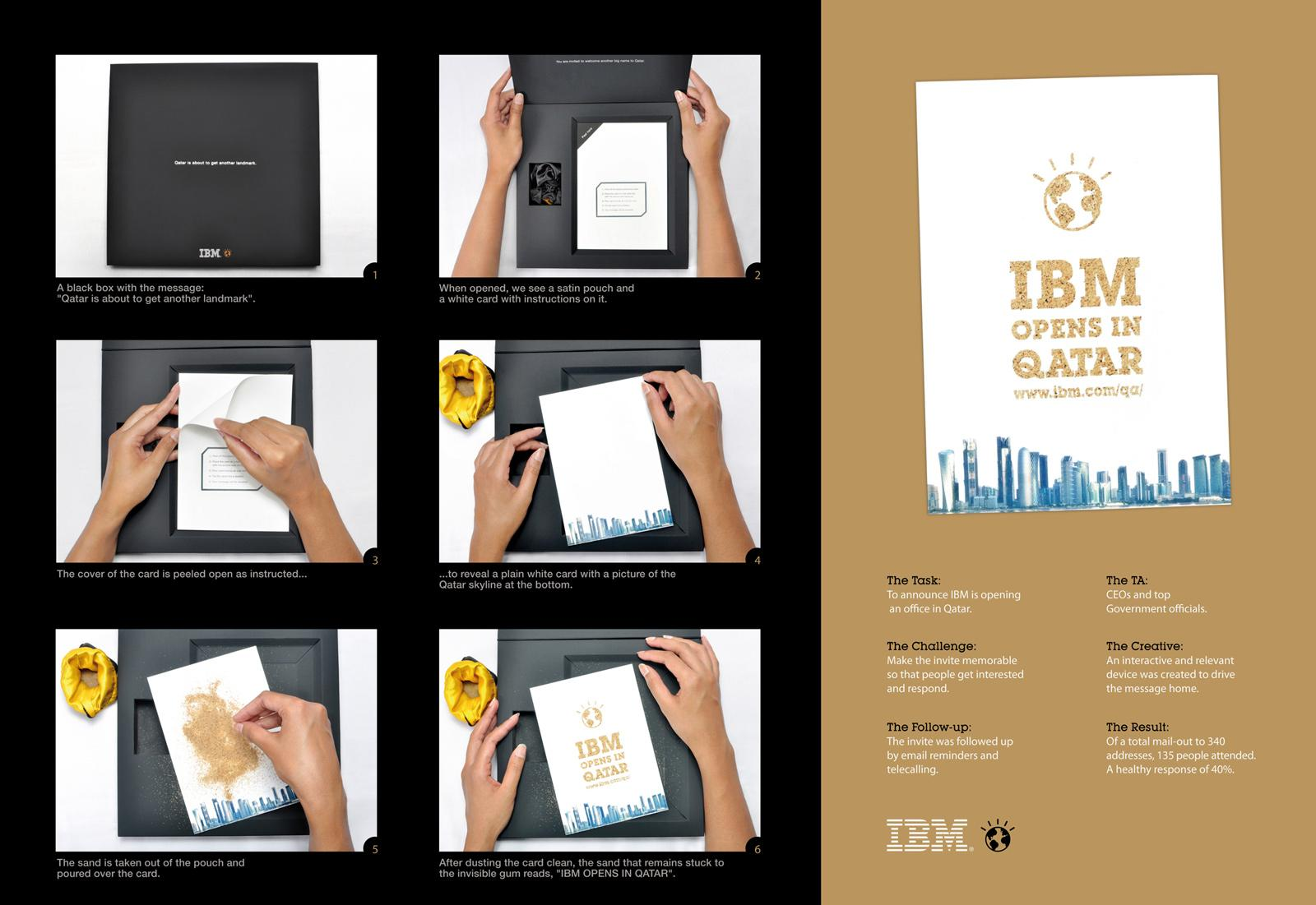 IBM Direct Ad -  Sand DM