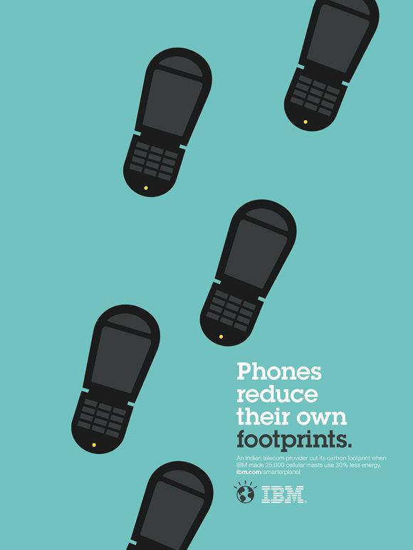 IBM Print Ad -  Smarter Planet, Prints
