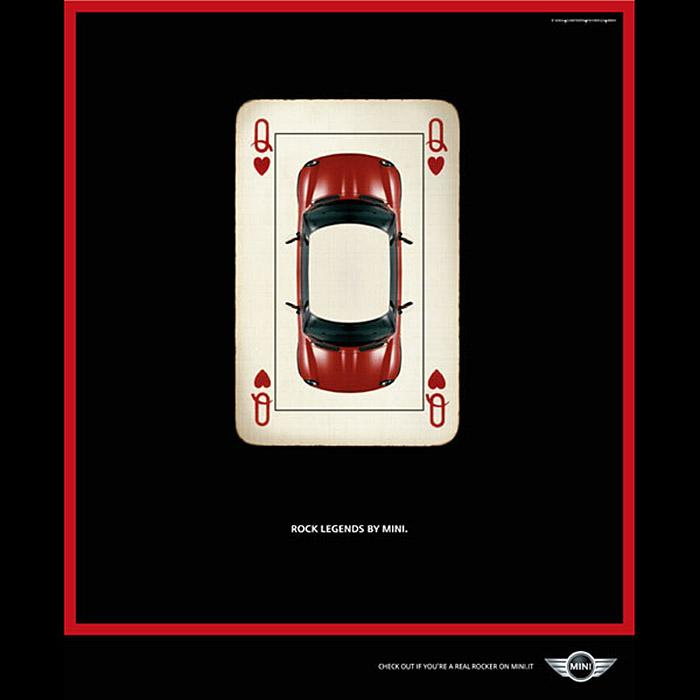 Mini Print Ad -  Rocker, 5