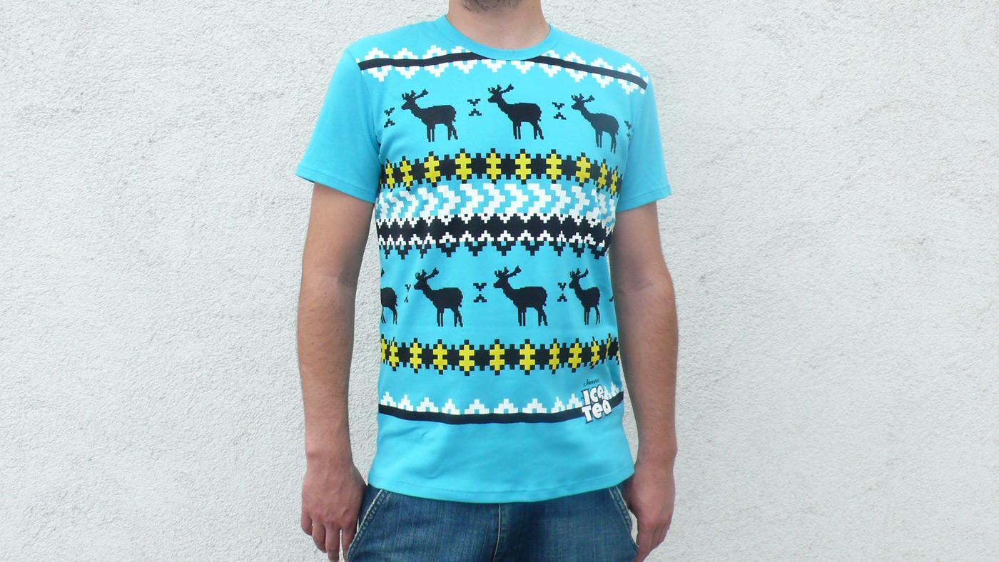Jamnica Direct Ad -  T-shirt