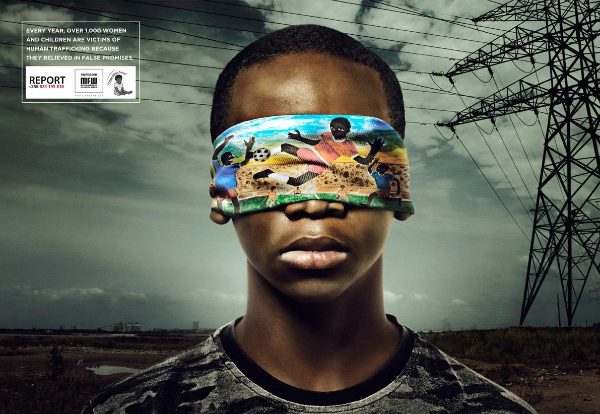 Instituto Criança Nosso Futuro Print Ad -  False Promises, Football