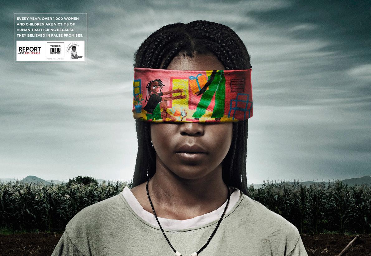 Instituto Criança Nosso Futuro Print Ad -  False Promises, Gift