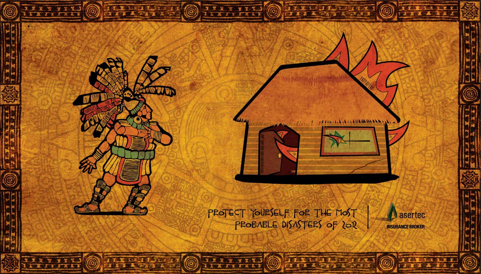 Asertec Print Ad -  Maya Home