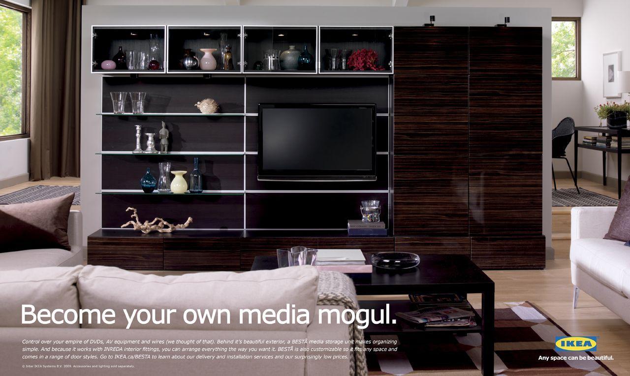 IKEA Print Ad -  Mogul