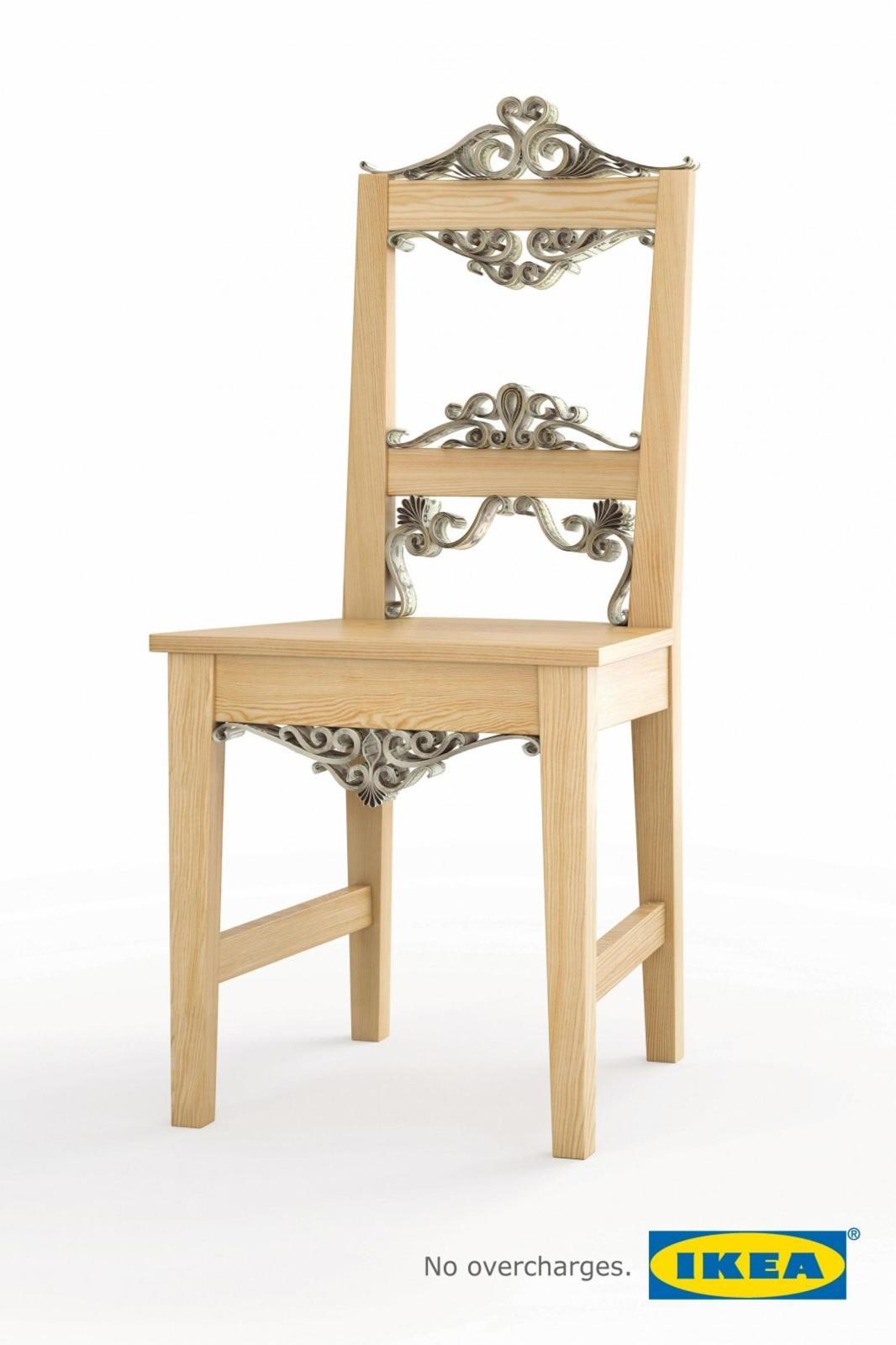 IKEA Print Ad -  Chair