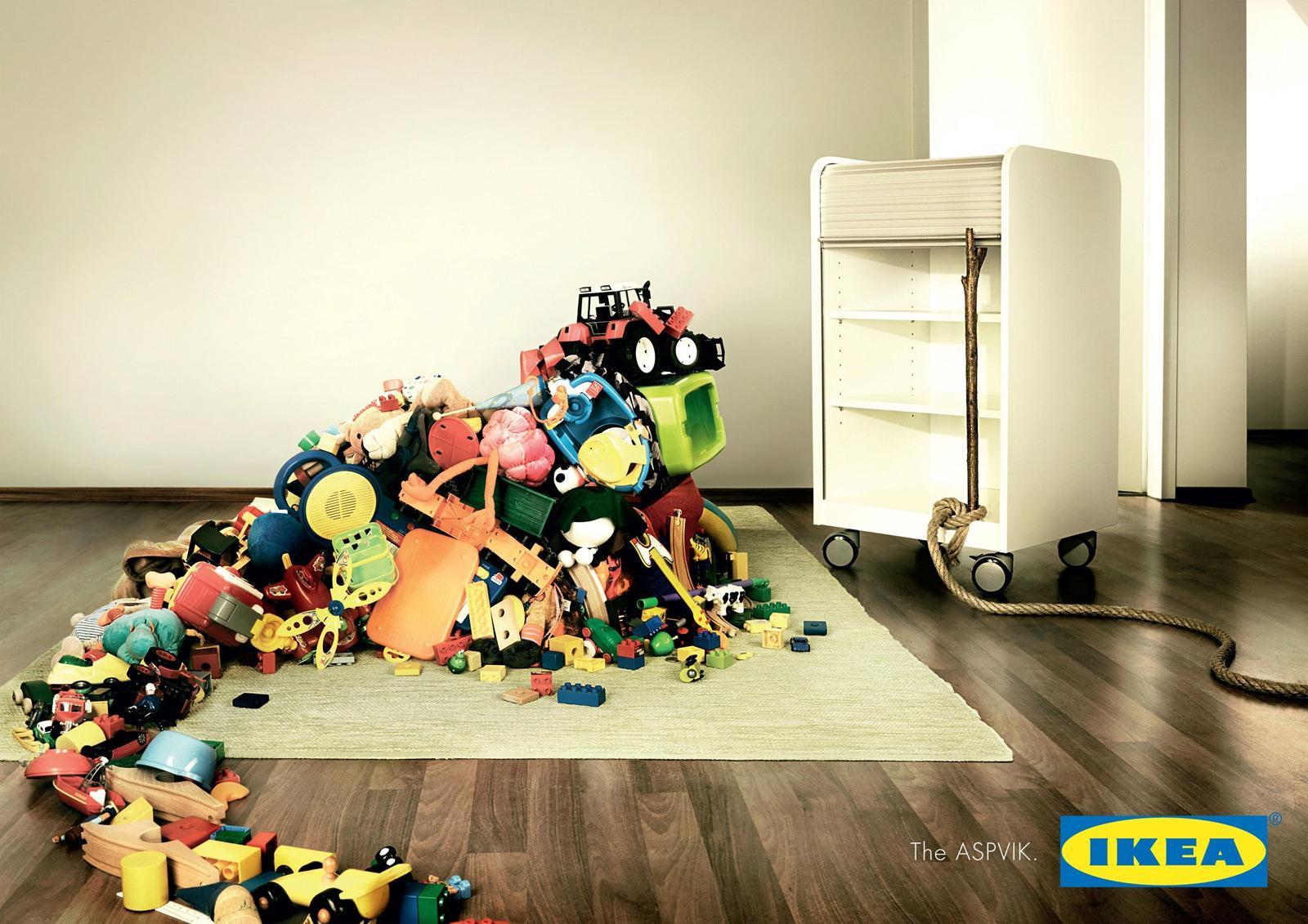 IKEA Outdoor Ad -  Toybeast