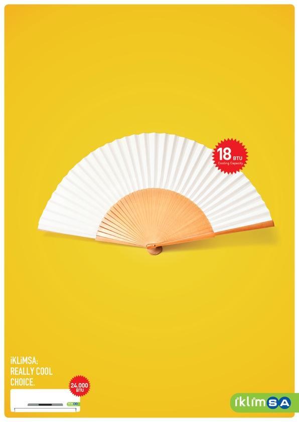 İklimsa Print Ad -  Fan