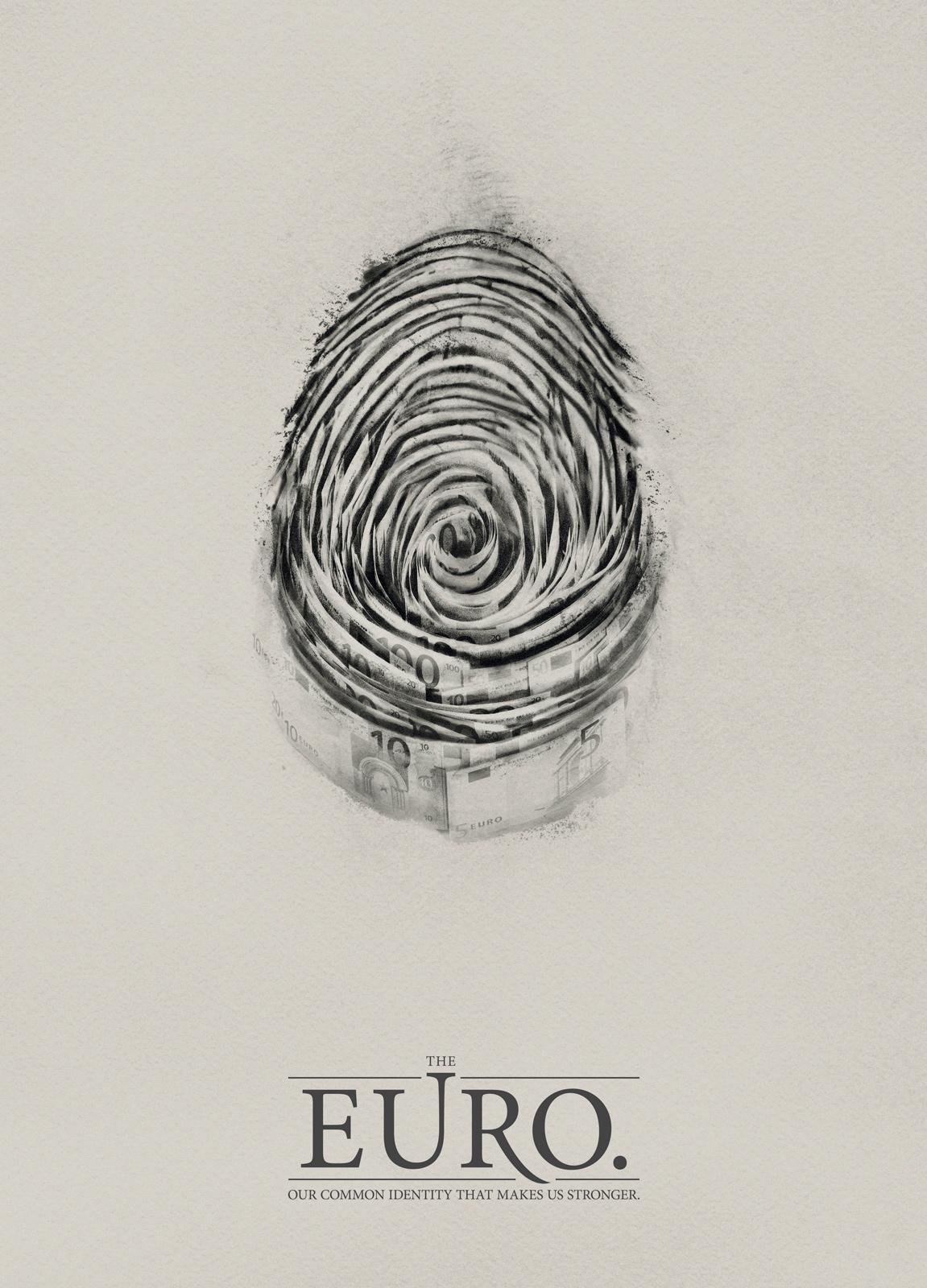 La Stampa Print Ad -  Euro