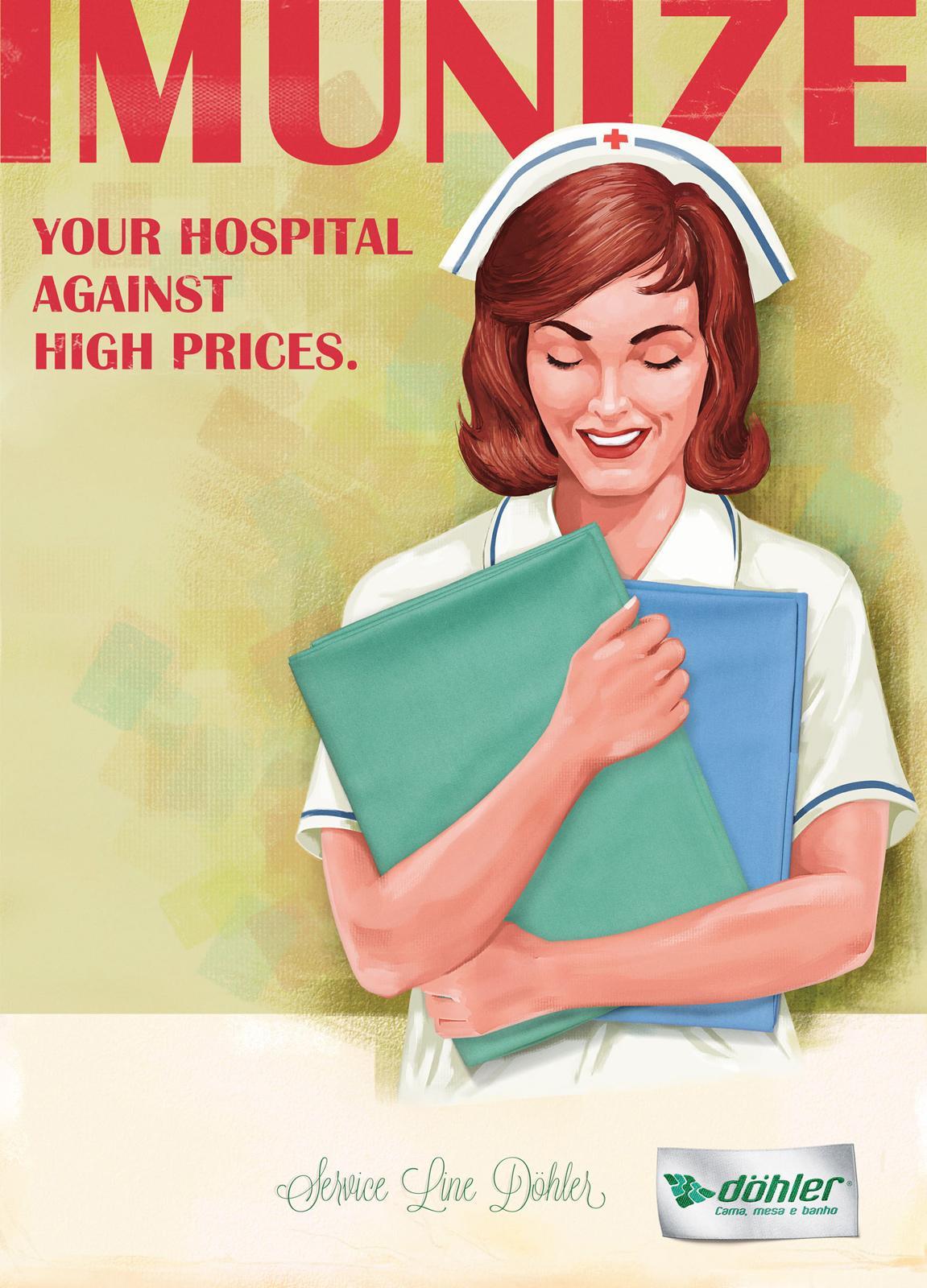 Döhler Print Ad -  Immunize