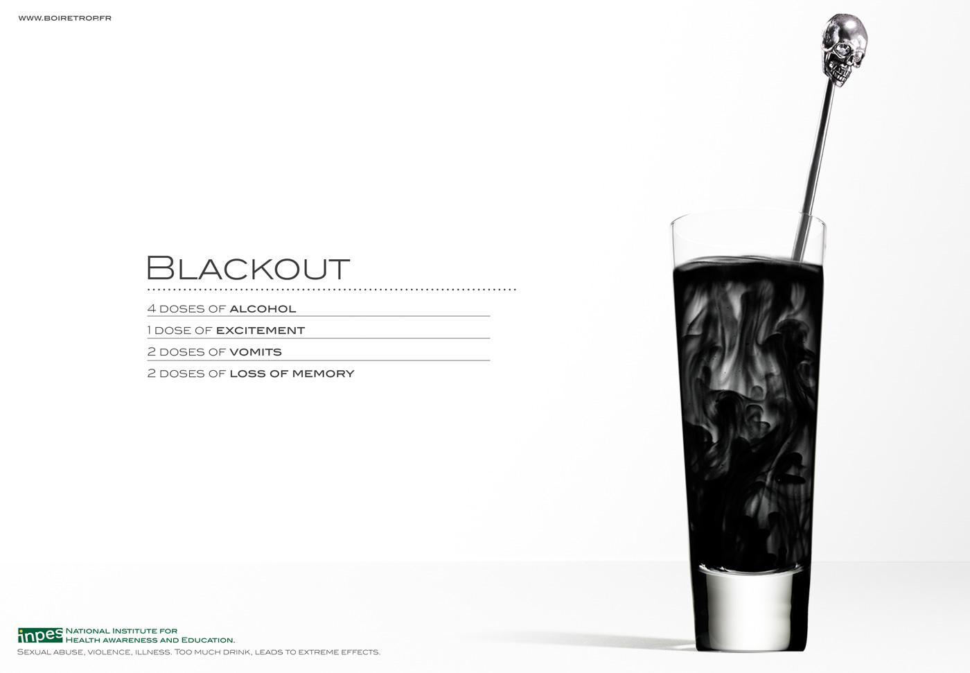 INPES Print Ad -  Cocktail, 1