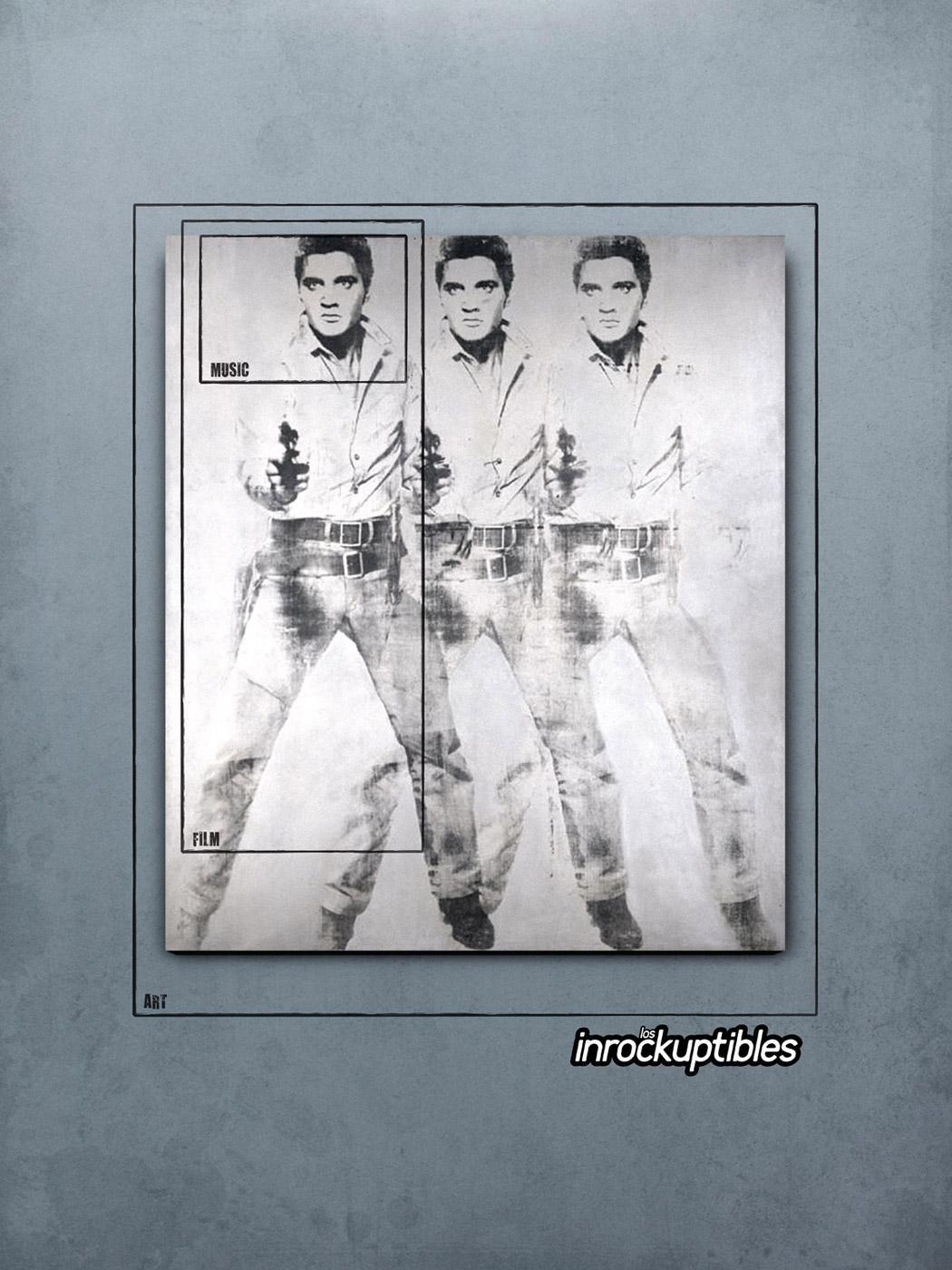 Inrockuptibles Print Ad -  Warhol