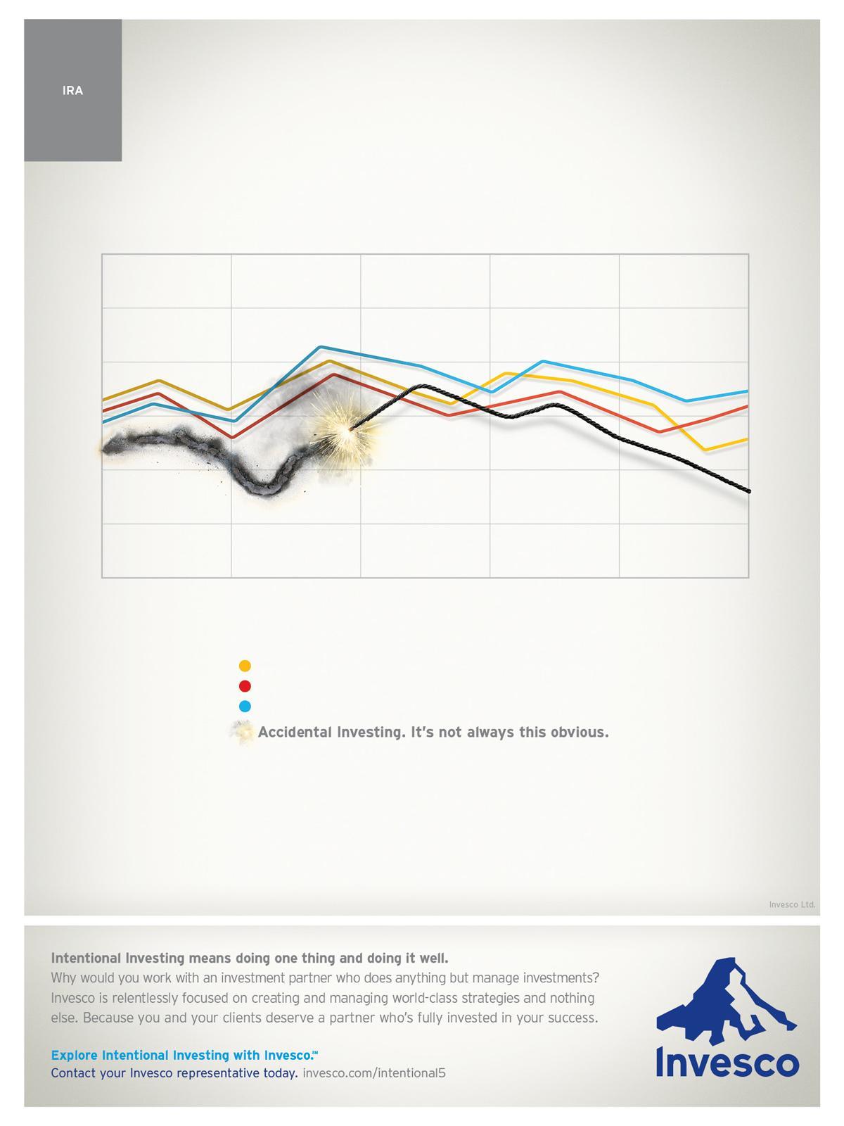 Invesco Print Ad -  Fuse