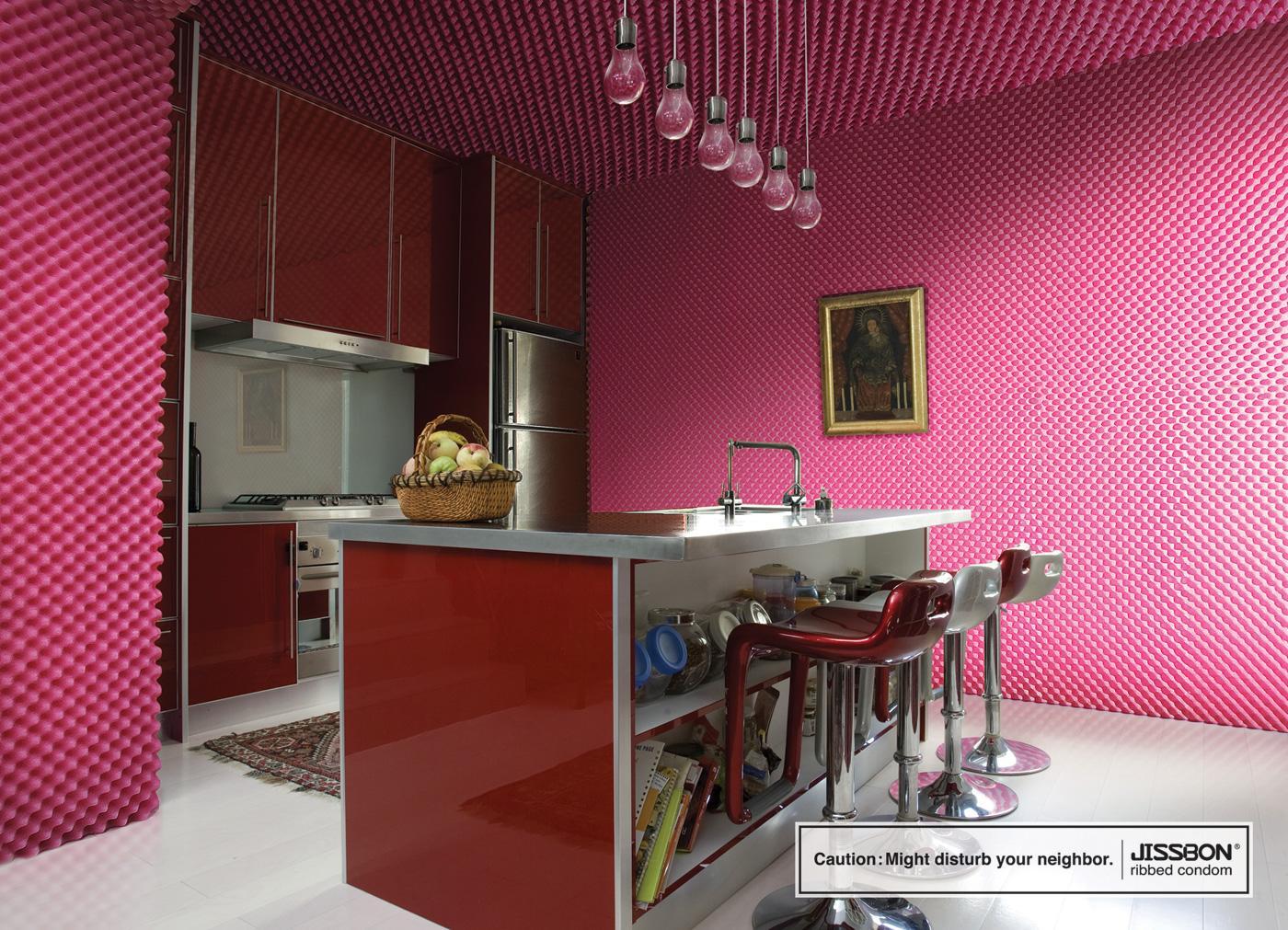 Jissbon Print Ad -  Kitchen