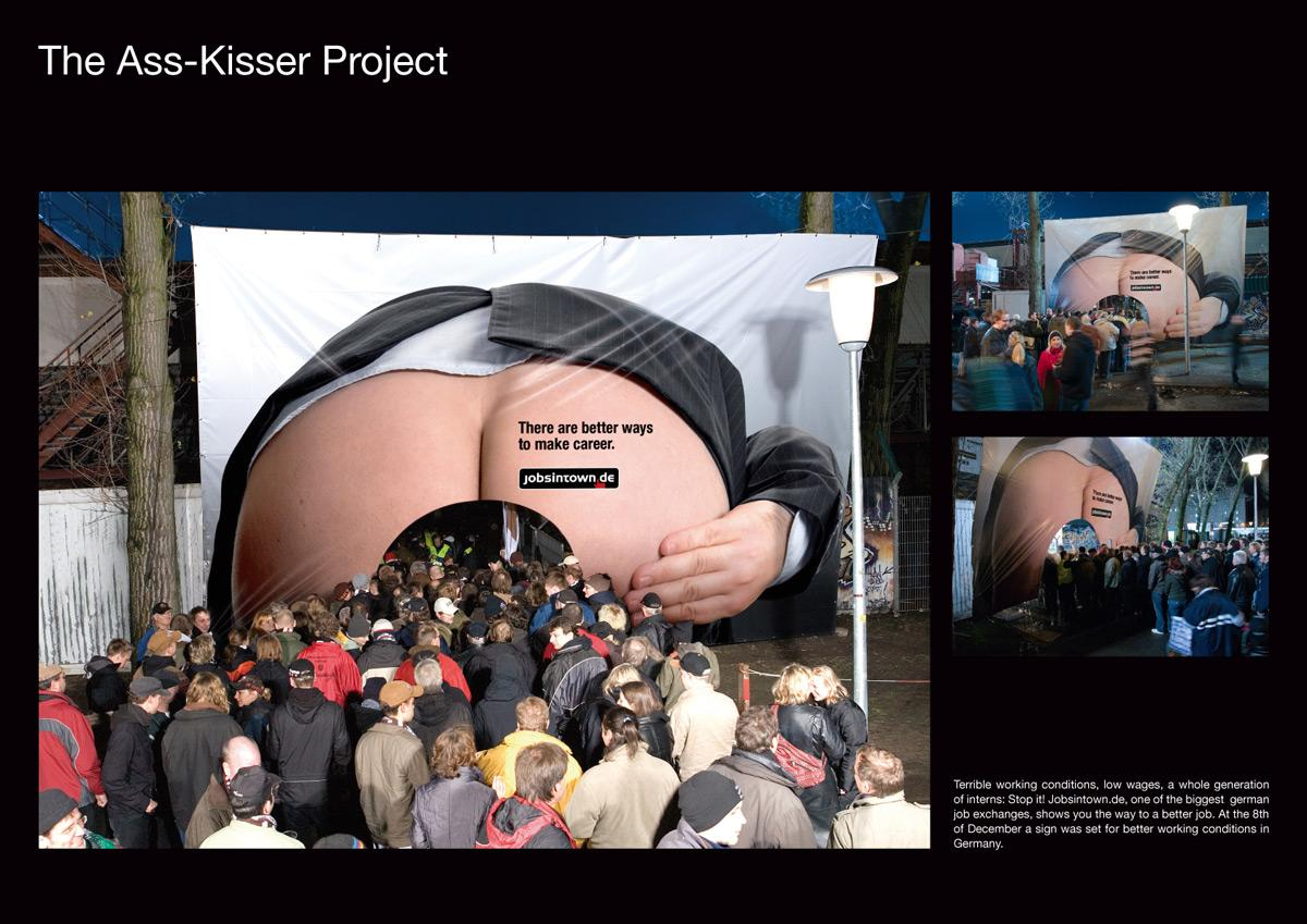 The Ass-Kisser Project
