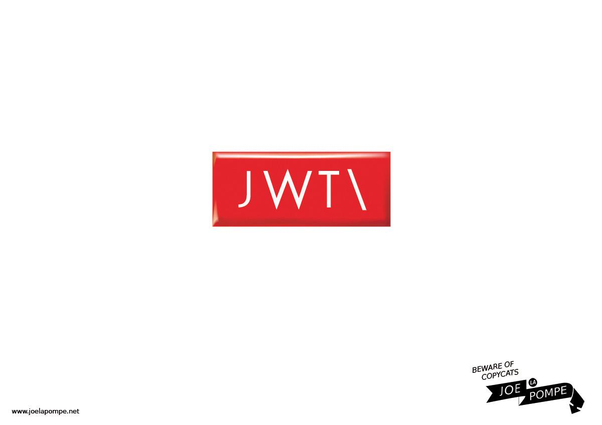 Joelapompe.net Print Ad -  Logo, 5