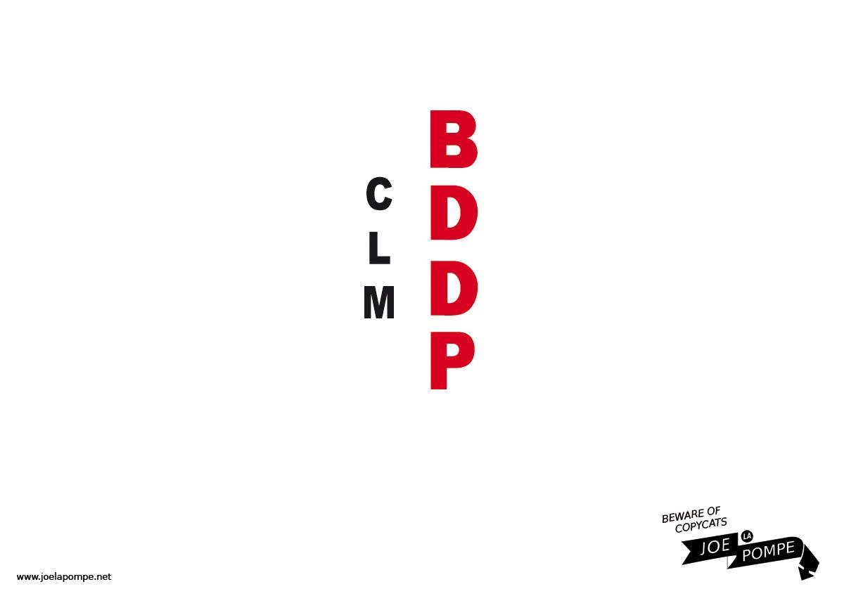 Joelapompe.net Print Ad -  Logo, 6