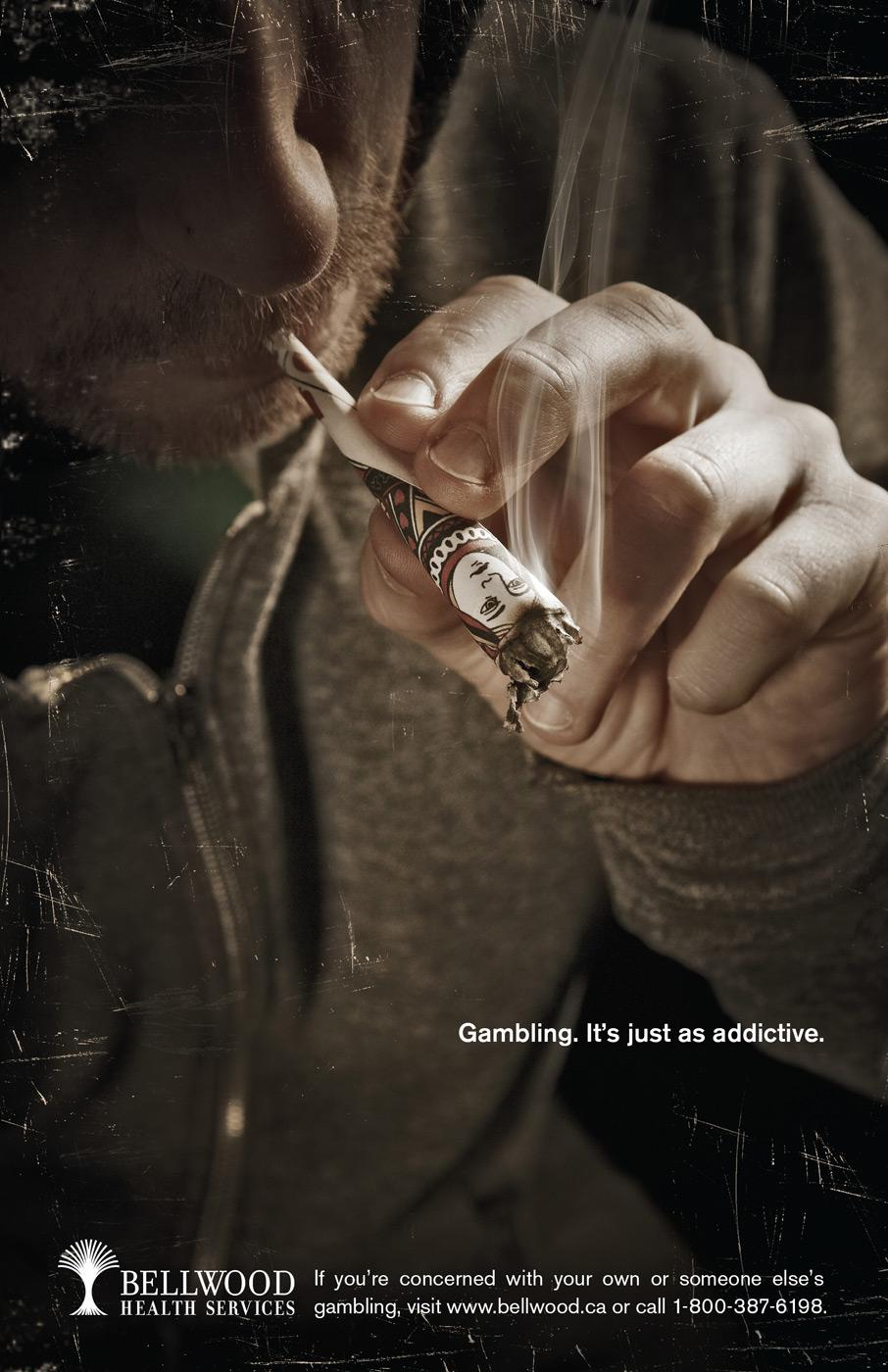 Bellwood Print Ad -  Hidden Addiction, Joint