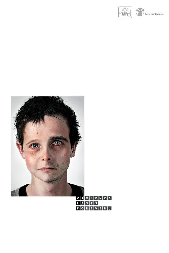Save the Children Print Ad -  Jonathan