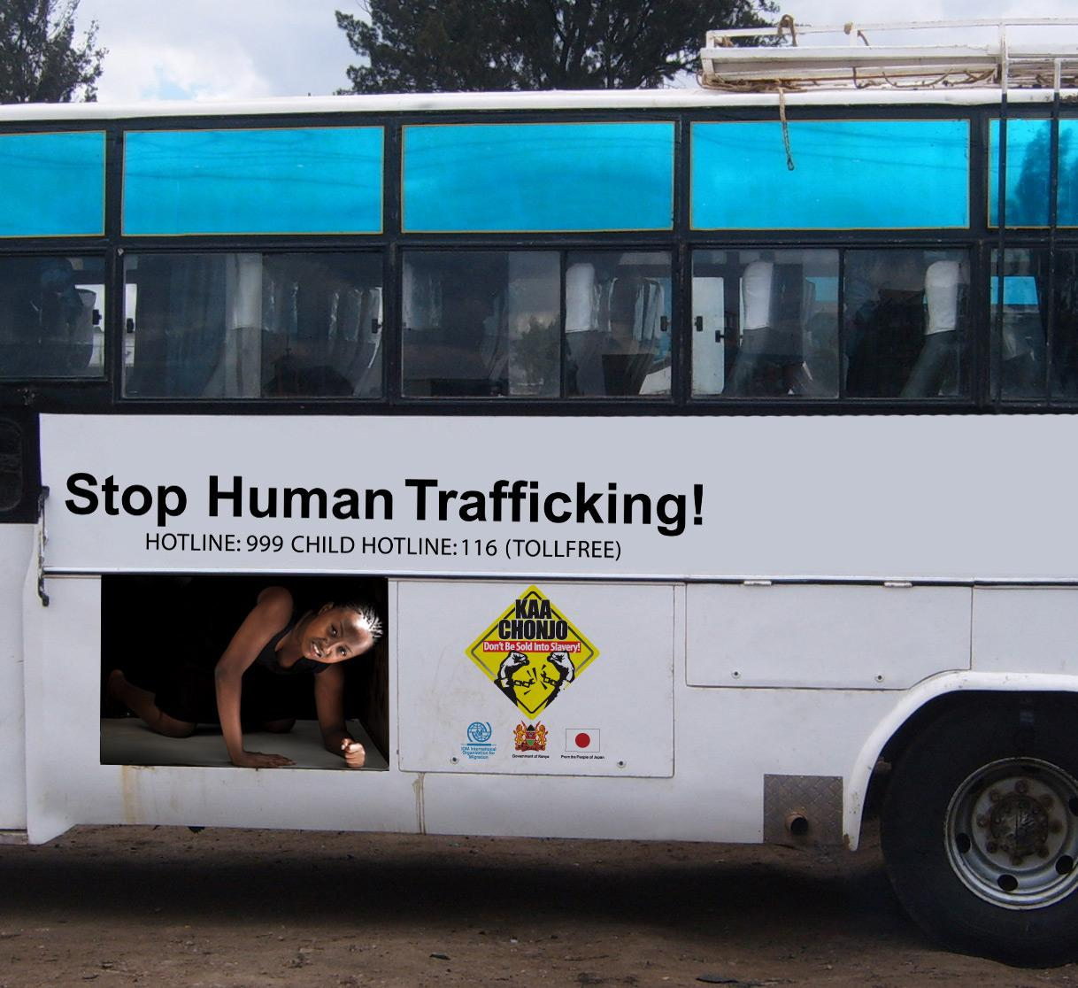 IOM Ambient Ad -  Bus