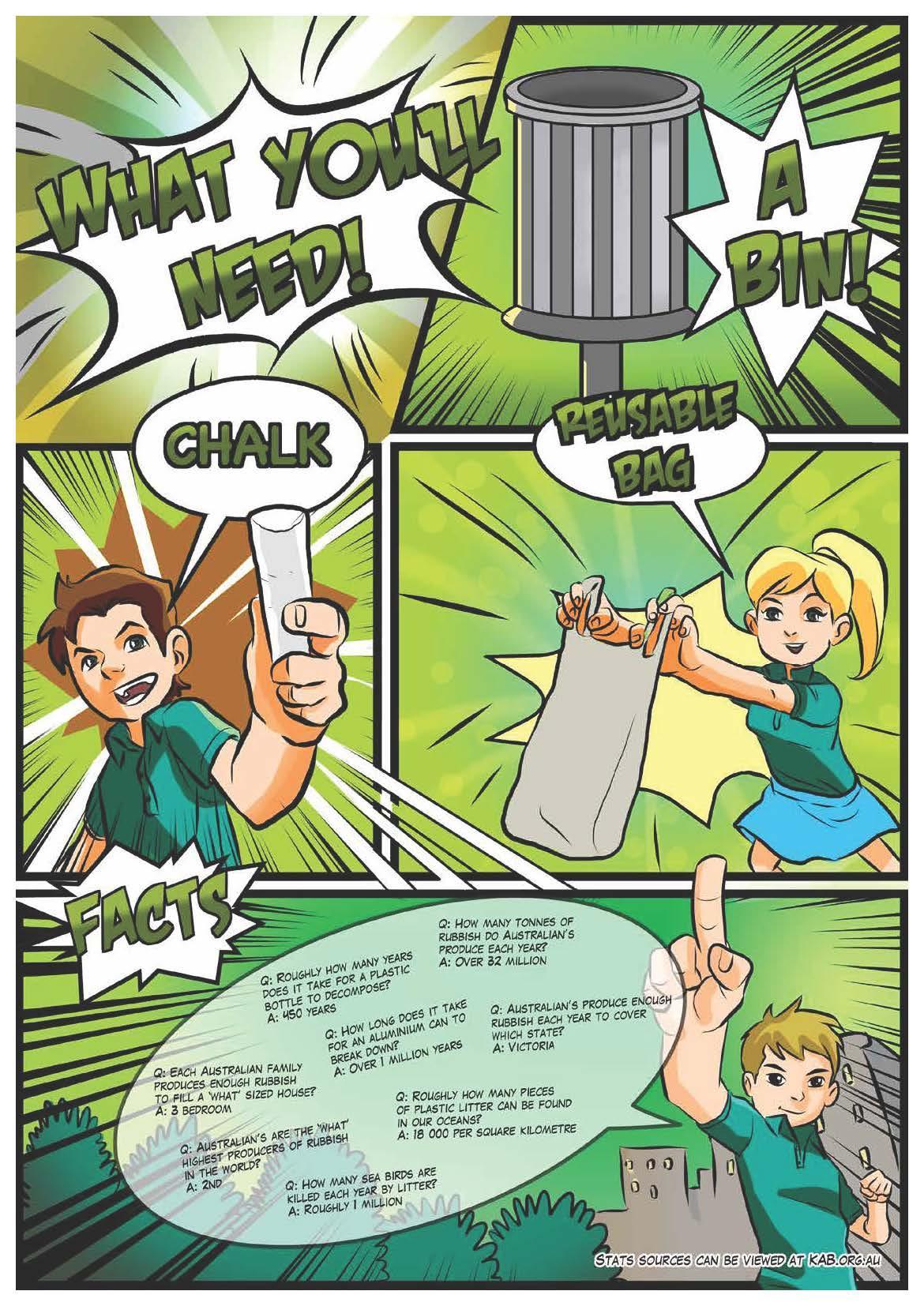 KAB Week Print Ad -  Litter Launch 2
