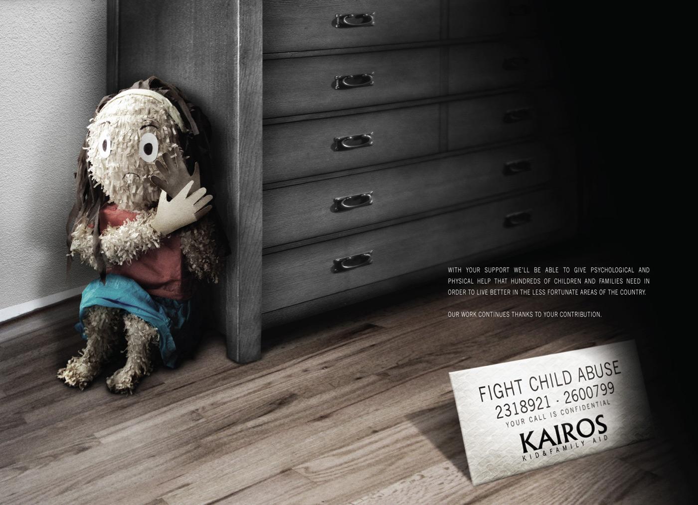Kairos Print Ad -  Pinata