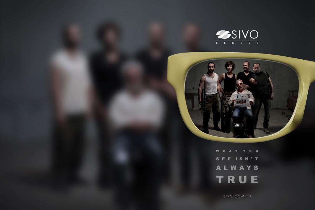 SIVO Print Ad -  Myopie, Kidnapping