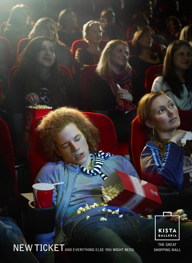The boring cinema