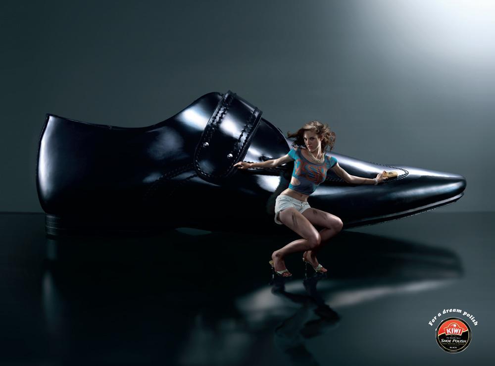 Kiwi Print Ad -  Dream, 1