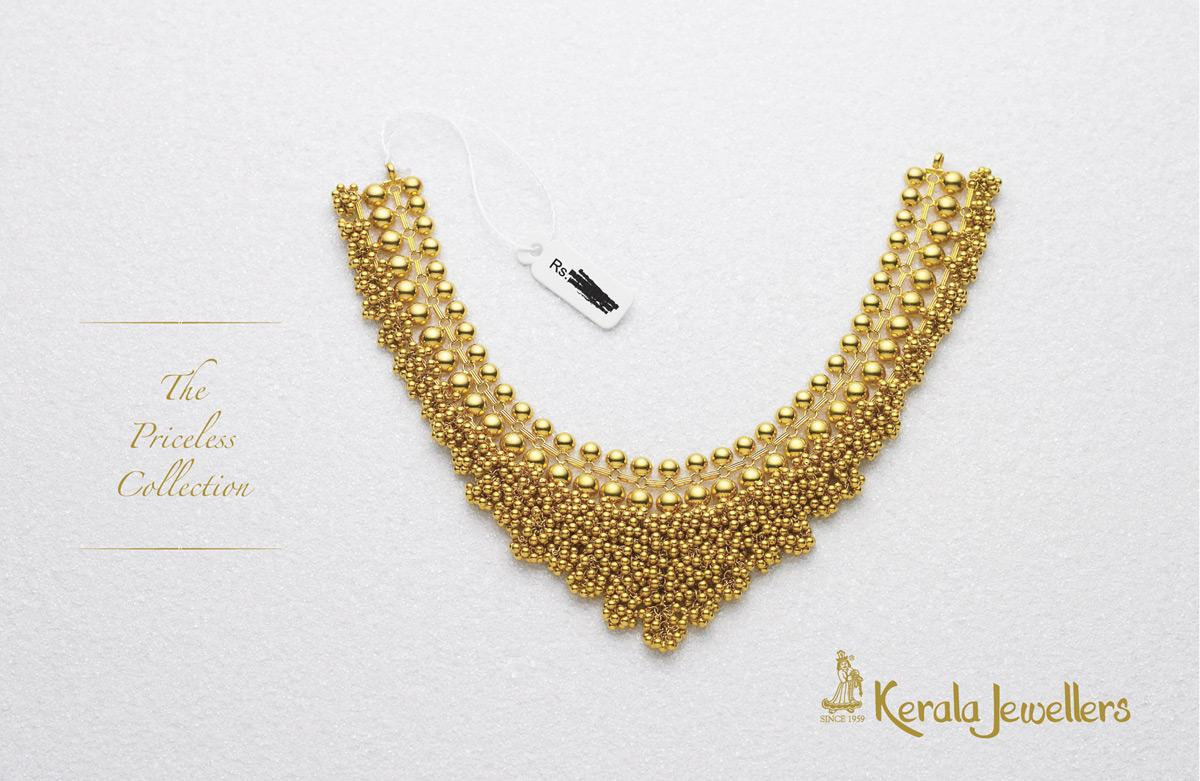 Kerala Jewelers priceless three