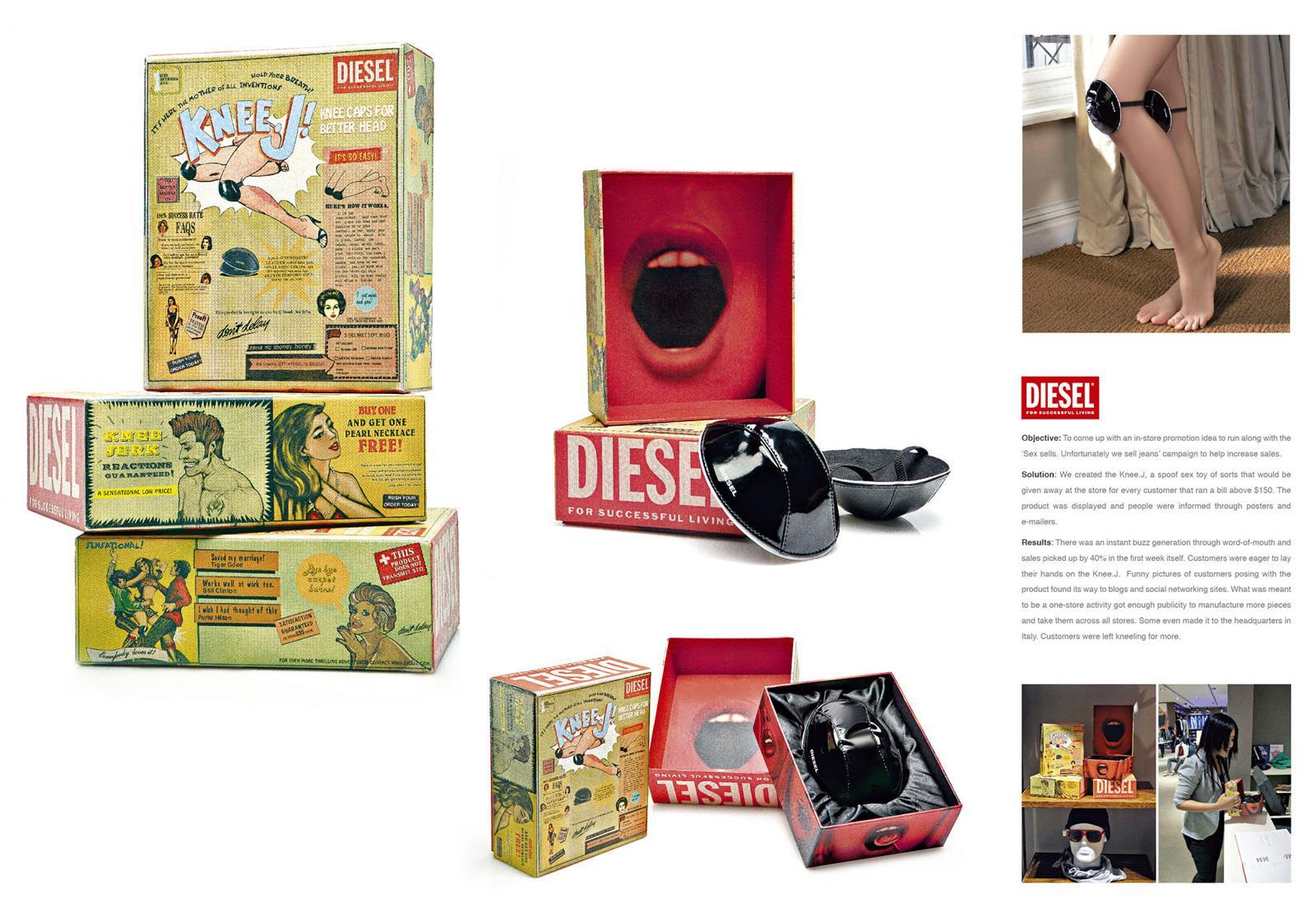 Diesel Direct Ad -  Kneej