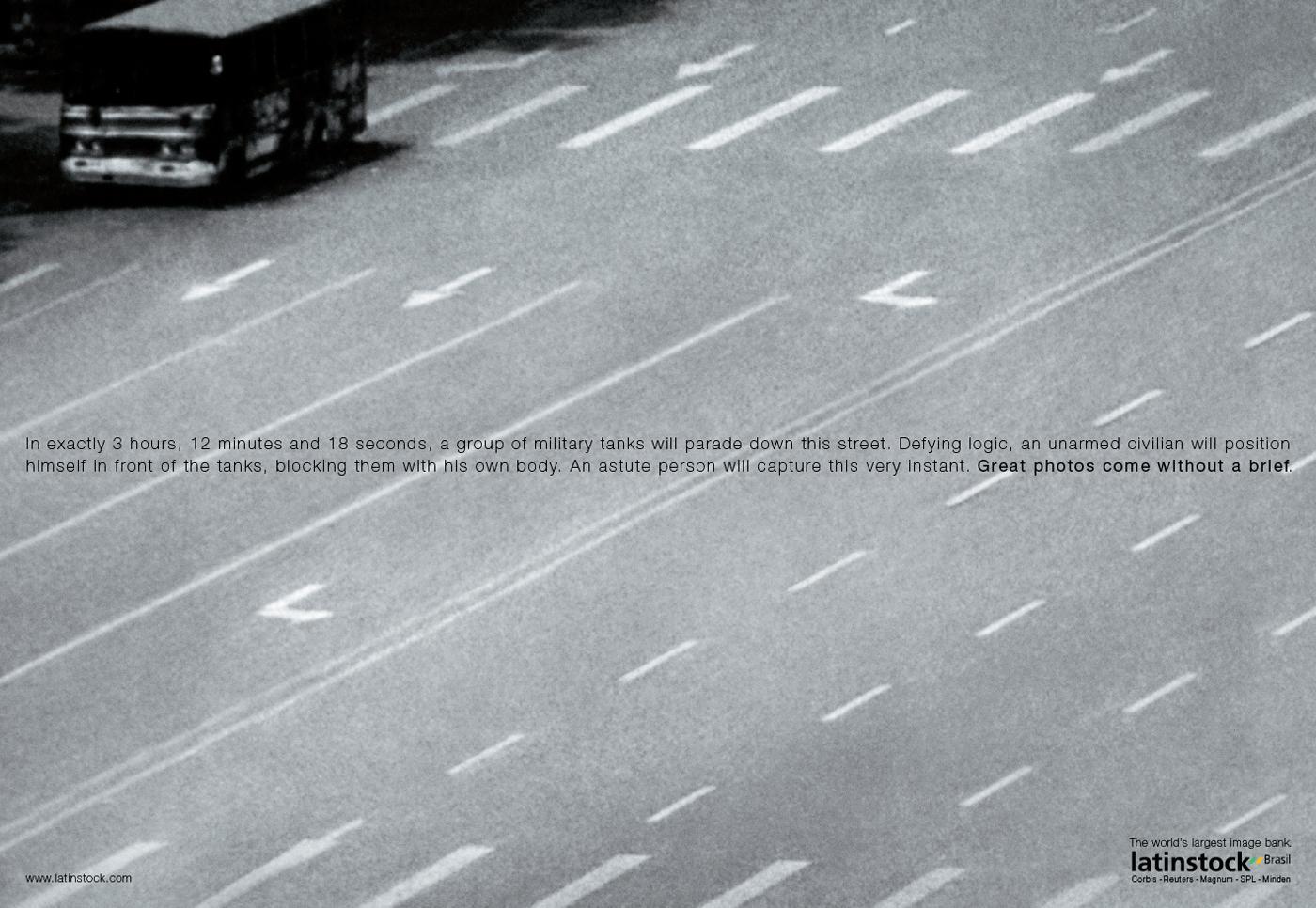 Latinstock Print Ad -  China