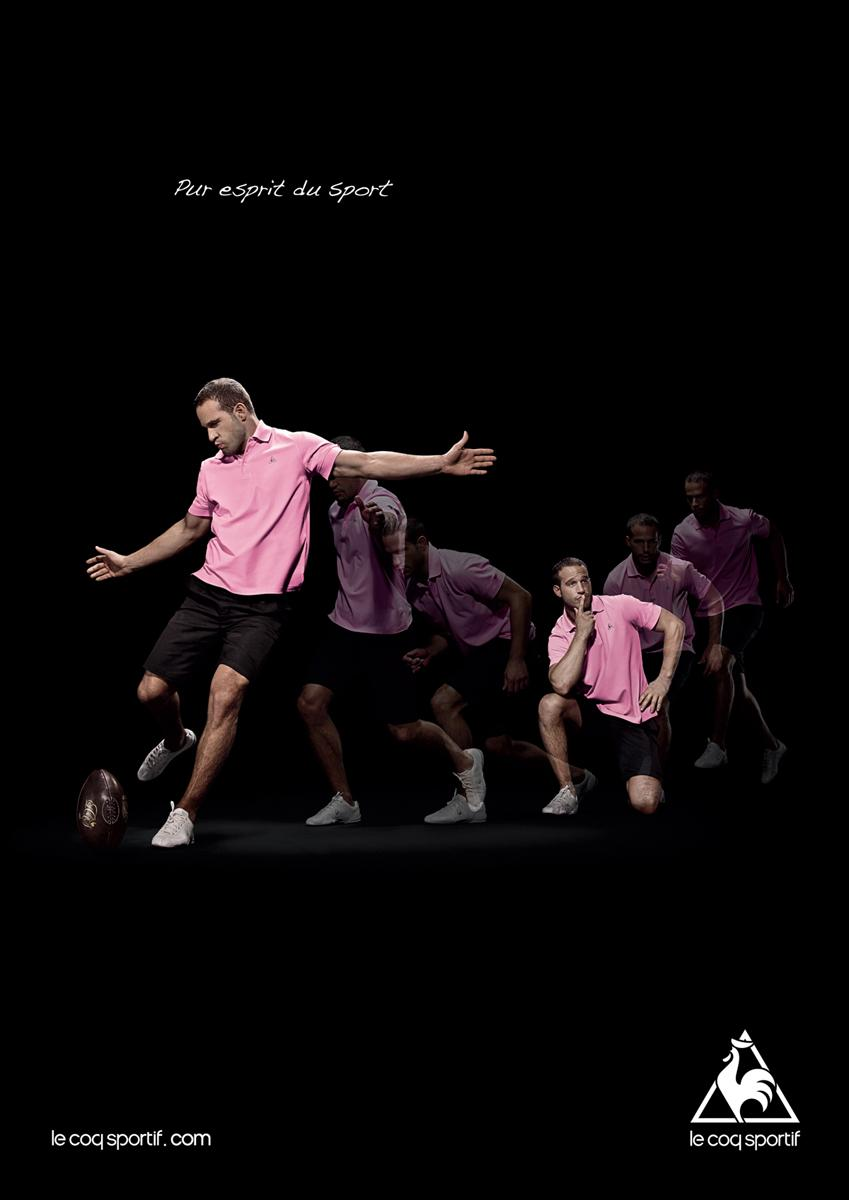 le coq sportif Print Ad -  The pure spirit of sport, 1