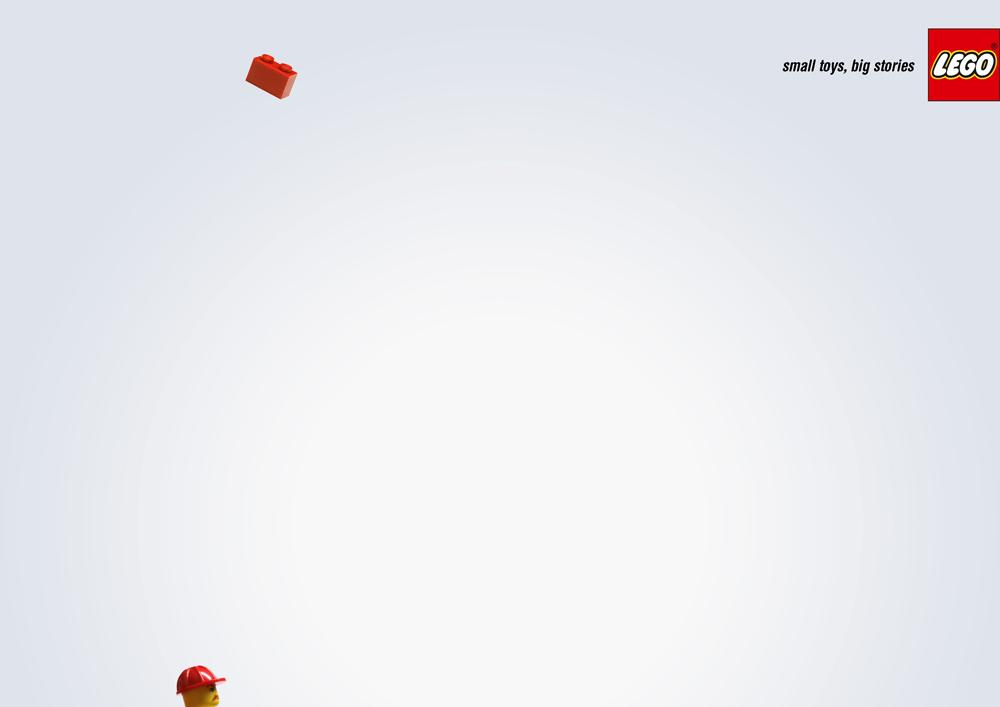 Lego Print Ad -  Construction