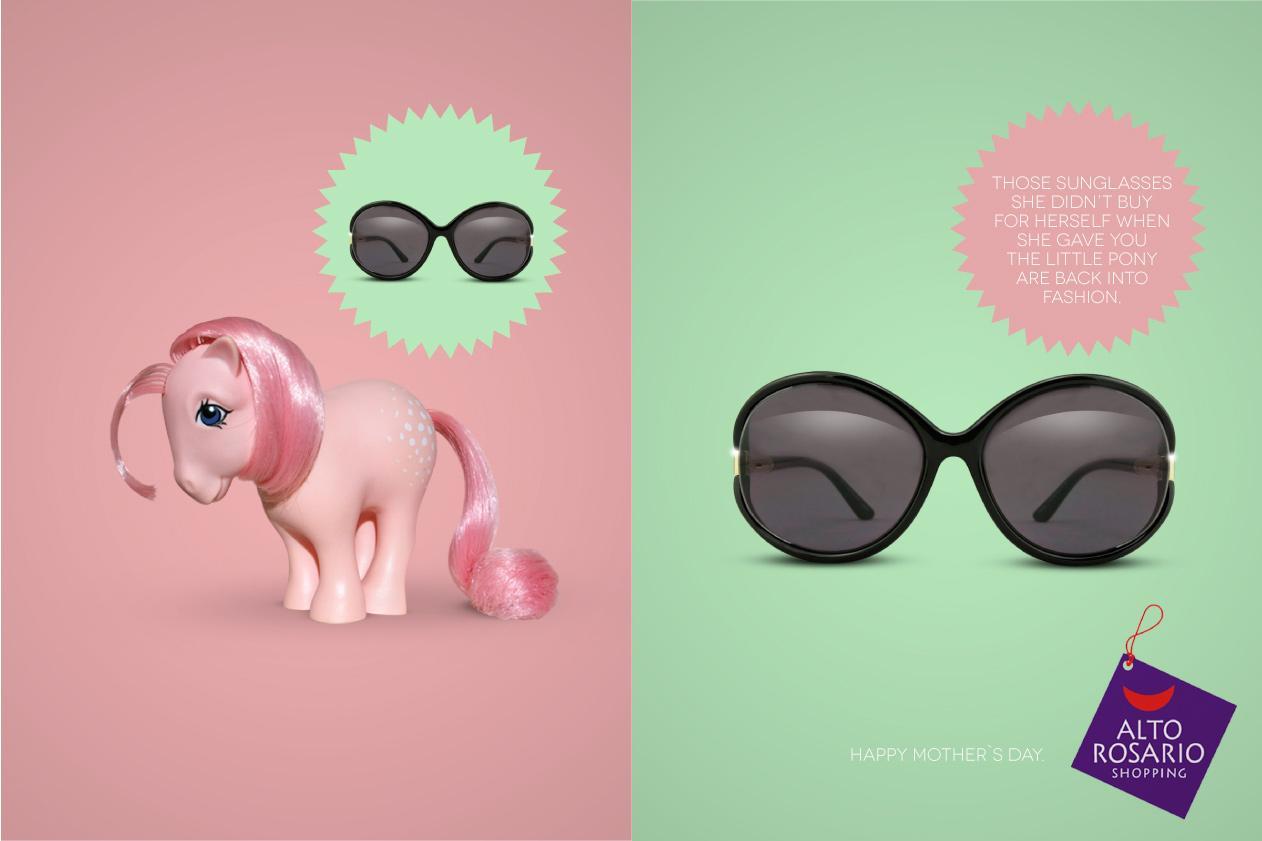 Alto Rosario Print Ad -  Sunglasses