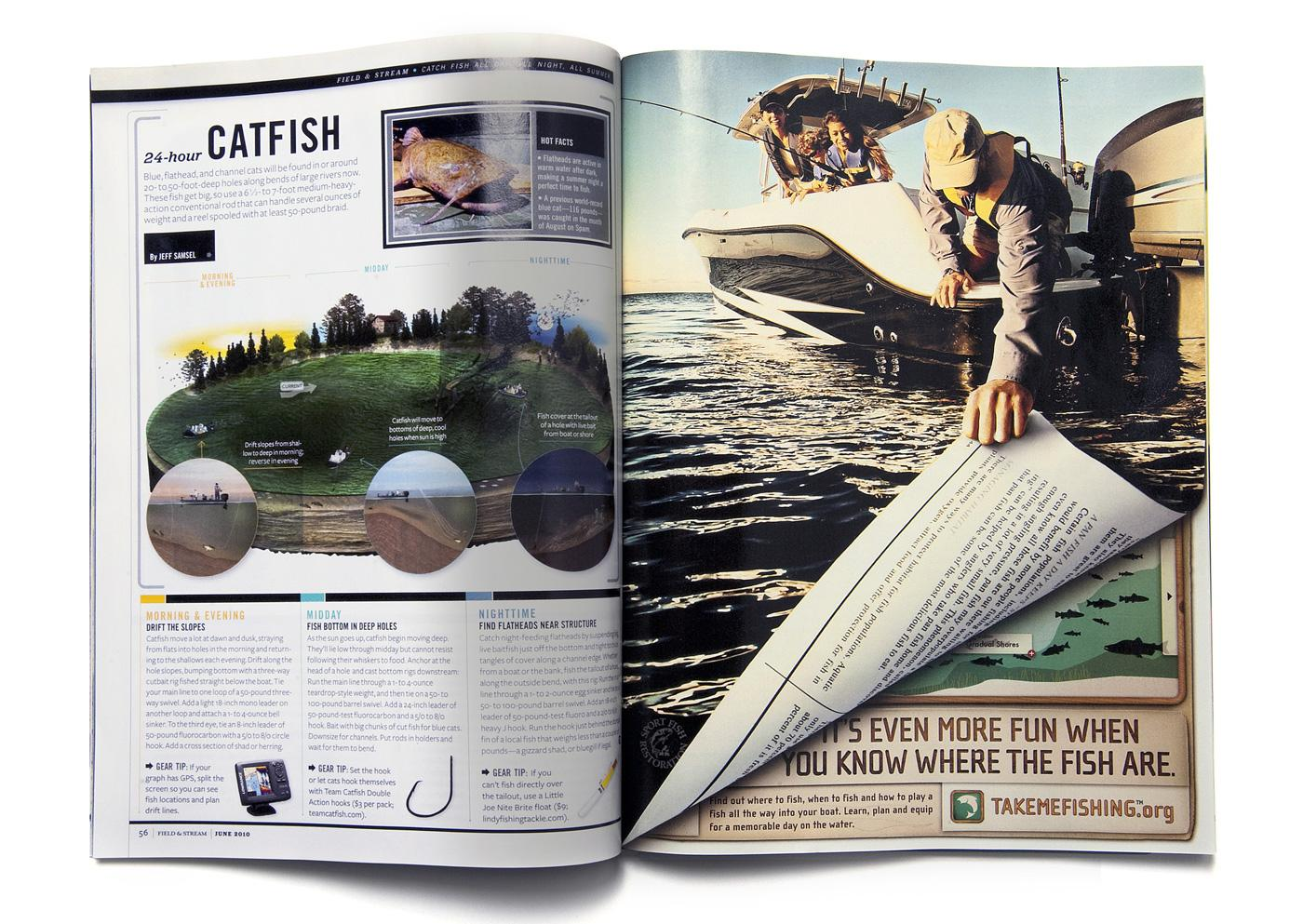 RBFF Print Ad -  Lift
