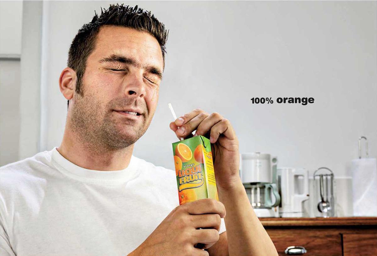 Liqui Fruit Print Ad -  Squirt