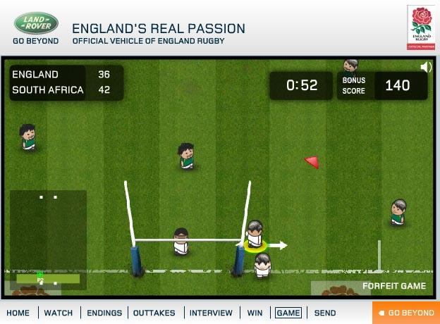 England's Real Passion