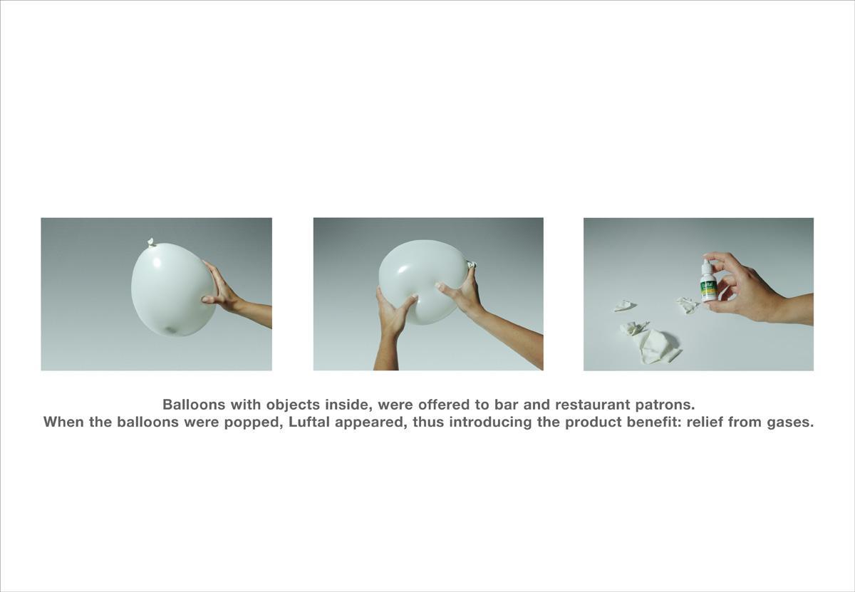 Luftal Direct Ad -  Balloon