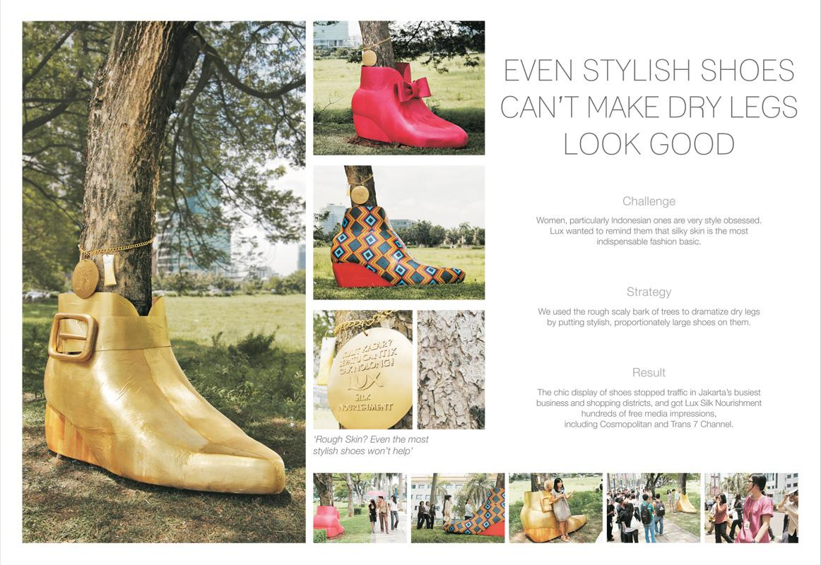 Lux Ambient Ad -  Shoes