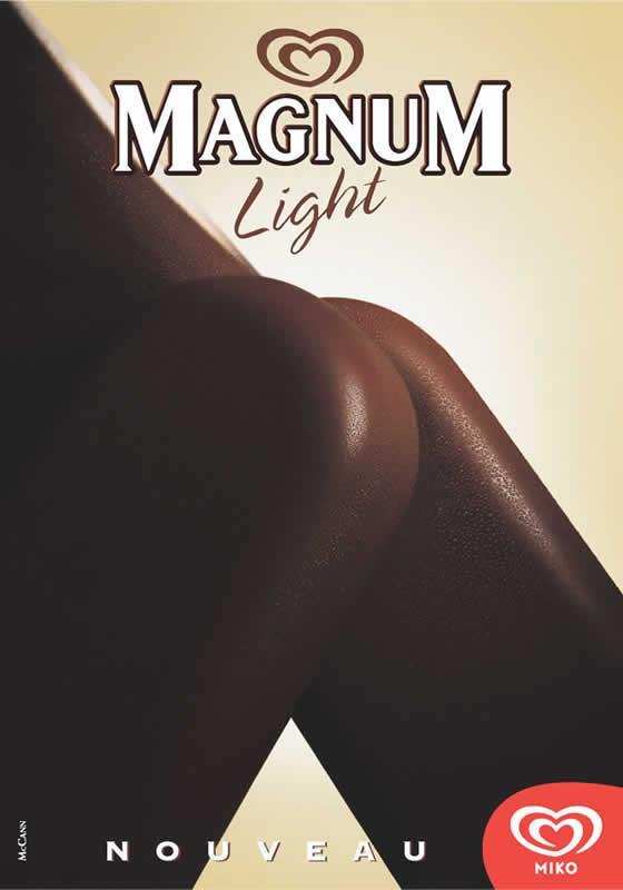 Magnum Print Ad -  Ass