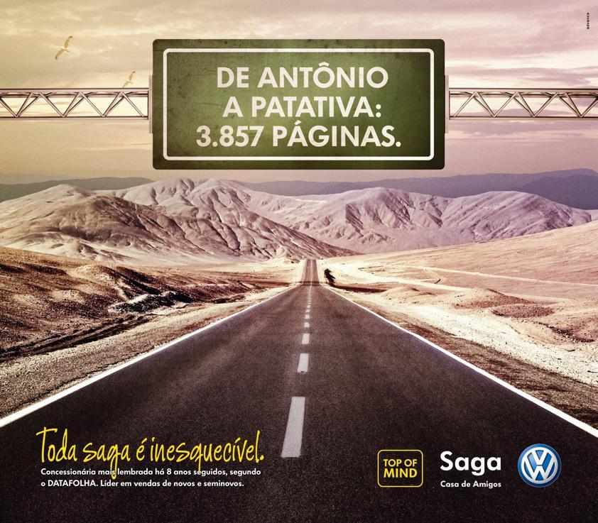 Volkswagen Print Ad -  Patativa