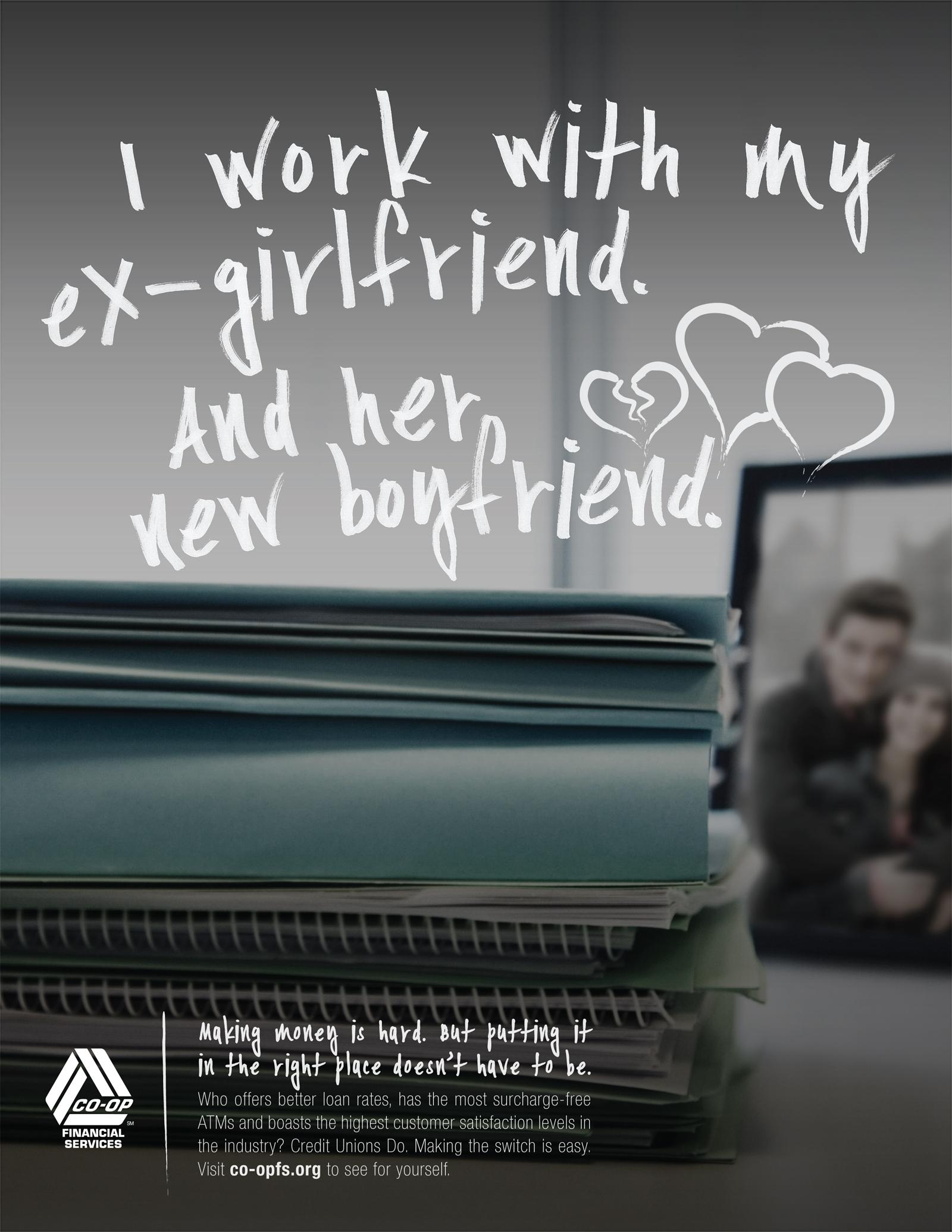 CO-OP Financial Services Print Ad -  Ex