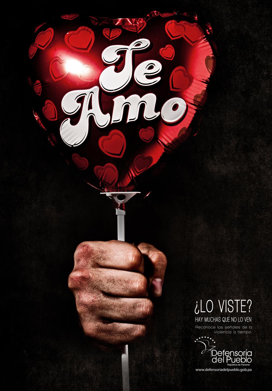 Defensoria del pueblo Print Ad -  Balloon