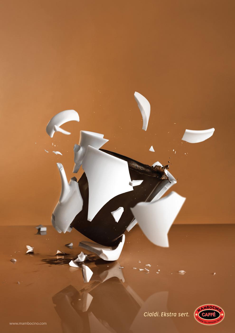 Mambocino Print Ad -  Mug
