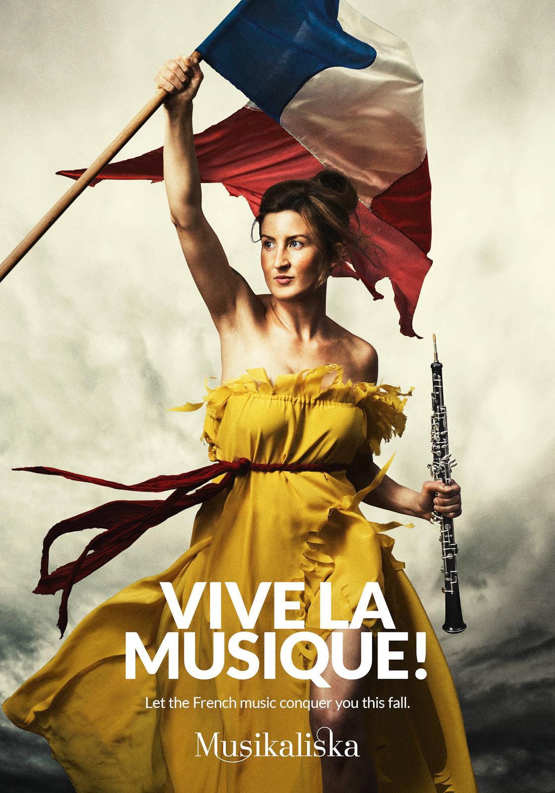 Musikaliska Concert Hall Print Ad -  Marianne