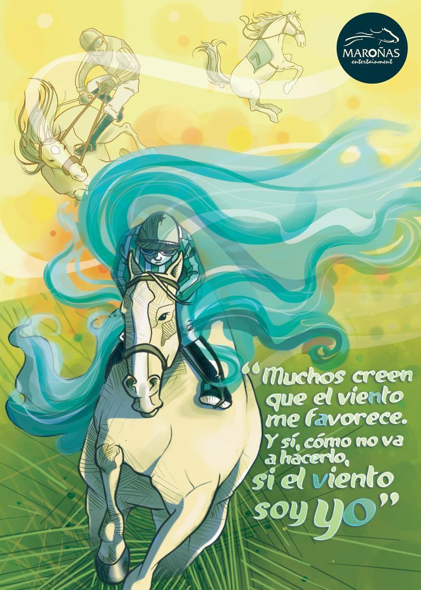 Maronas Print Ad -  Wind