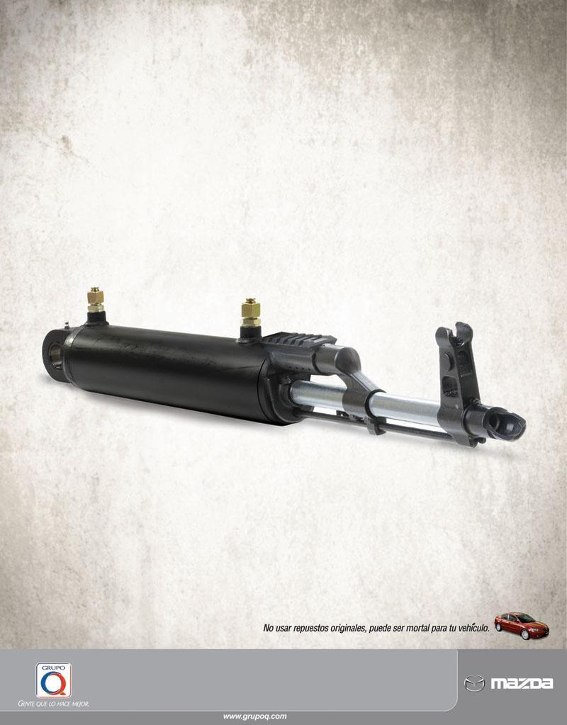 Mazda Print Ad -  Original, 2