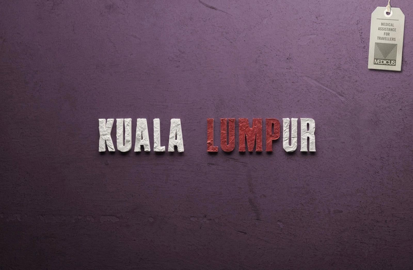 Medicus Print Ad -  Kuala Lumpur